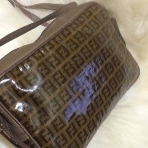 Vintage Fendi. Crossbody